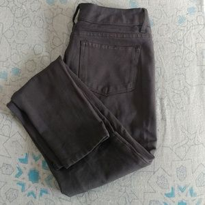 Paige Peg Super Skinny faded black leggings 2100